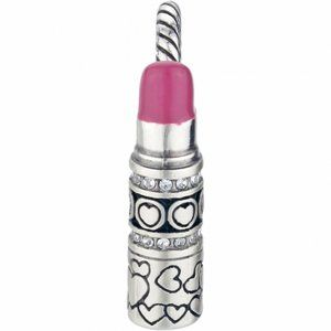 Brighton SWAK Lipstick Charm J94652